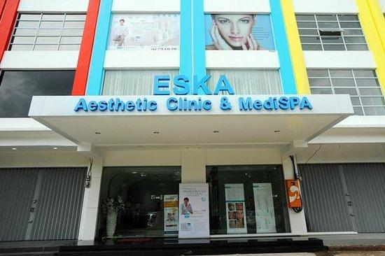 Batam, Indonesia: Eska Aesthetic Clinic & MediSpa