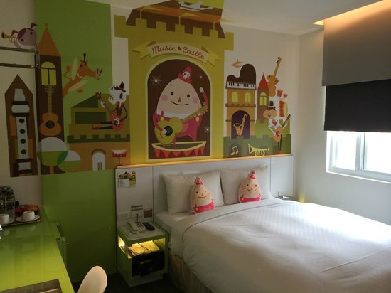 CityInn Hotel Plus - Taichung Station Branch: 10F Theme Room