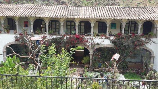 Tunupa Valle Sagrado: El restaurante