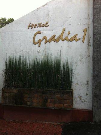 Villa & Family Hotel Gradia: Entrance