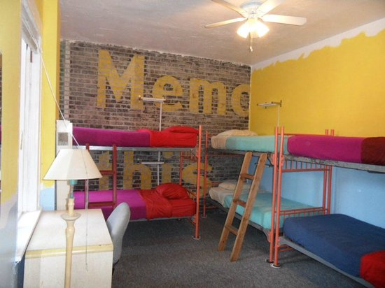 Venice Beach Hostel and Hotel: beds