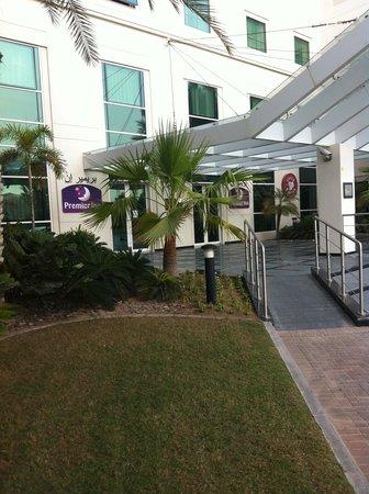Premier Inn Dubai Investments Park Hotel: garden