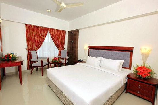 Kunnathan Residency : DELUXE ROOM