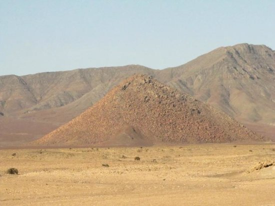 Cape Cross Lodge: On the way to the Messum Crater