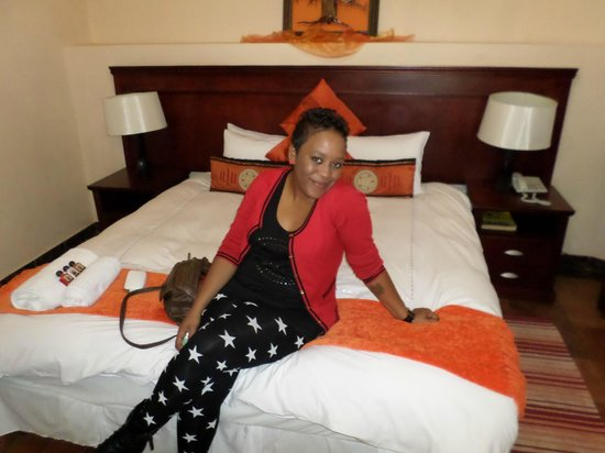 Akwaaba Lodge: lovely rooms