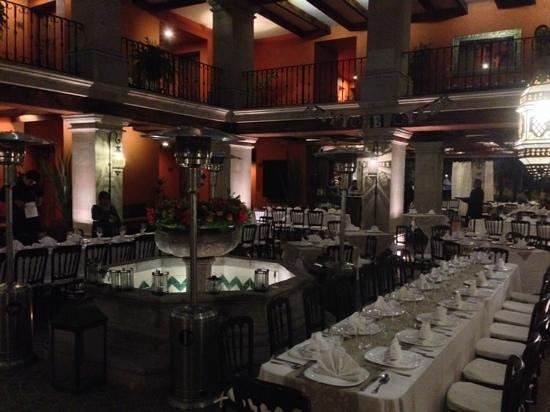 Hotel Casa Primavera: cena de año nuevo