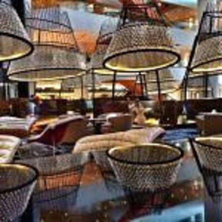 Pan Pacific Singapore : Lobby bar