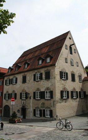 Altstadt von Fuessen: Фюссен