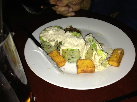 Coyote Cafe: Caesar Salad