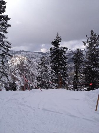 Squaw Valley Lodge : sierra