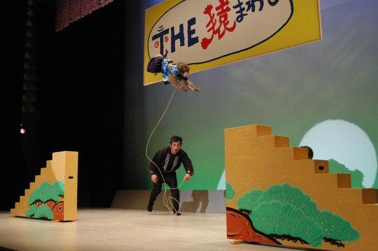 Kawaguchiko Sarumawashi Theater