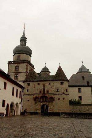 Marienburg Fortress: Внутренний двор