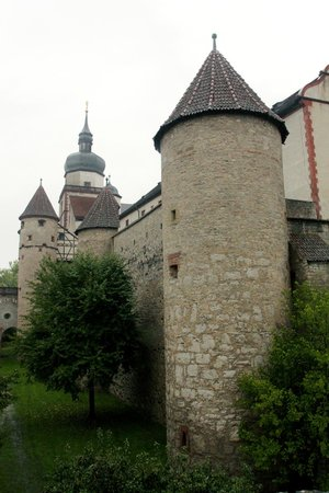 Marienburg Fortress: Крепость