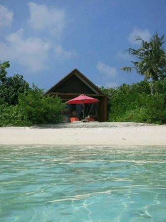 Niyama Private Islands Maldives: Beach villa