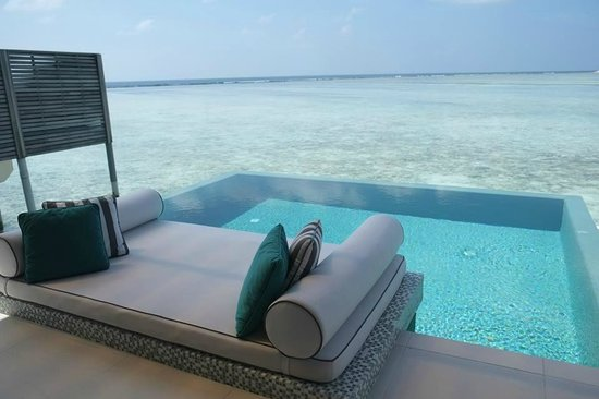 PER AQUUM Niyama Maldives : Water villa