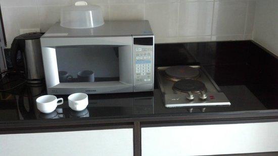 Rattana Residence : suite