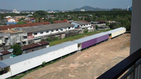 Rattana Residence : view
