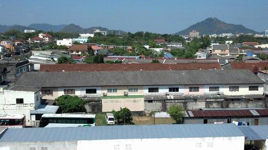 Rattana Residence: view