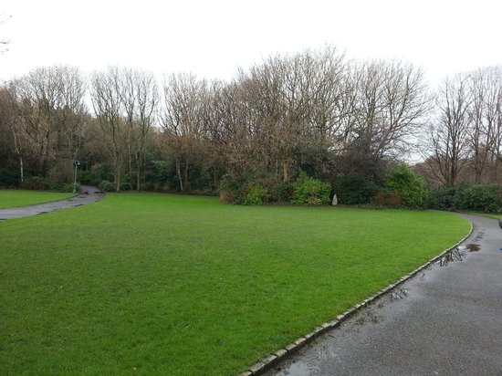 Merrion Square: The Park