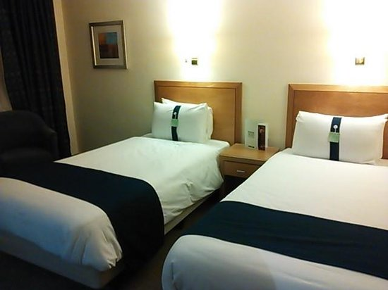 Holiday Inn Chester South: シングルルーム
