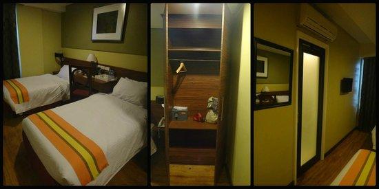 Ciudad Fernandina Hotel : room
