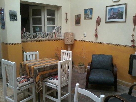 Posada La Churita, Buenos Aires 456 Tel: 42-1055. Humahuaca: Lugar común - Comedor