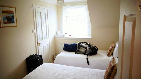 Heatherlea : chambre