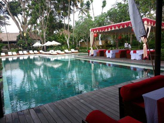 COMO Uma Ubud: Great hotel.good service