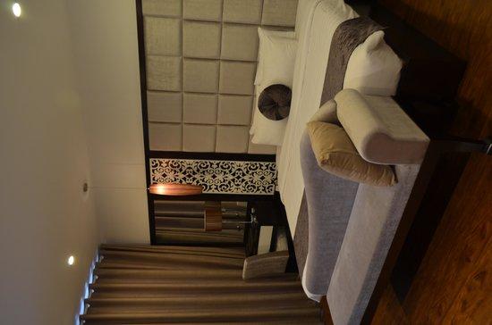 Hanoi Glance Hotel: The suite