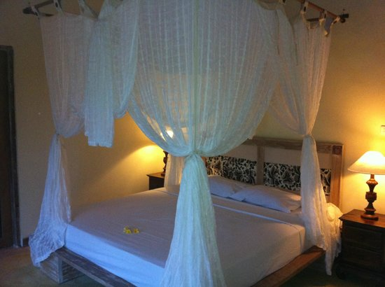 Ujung Ubud Guest House: Deluxe room