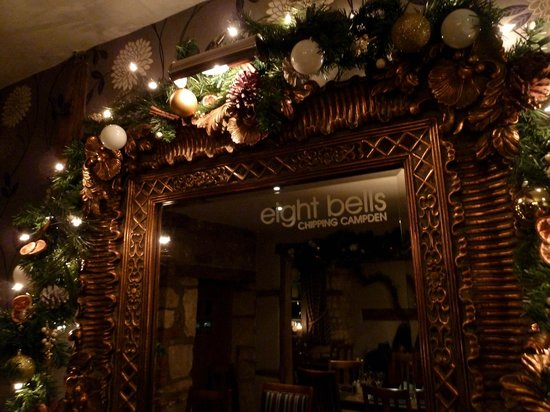 Eight Bells : Decorated for Christmas