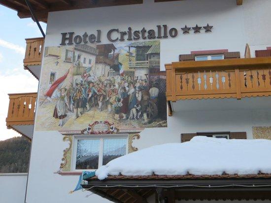 Hotel Cristallo: Отель