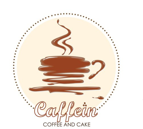 Caffein Logo - Picture of Caff...