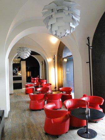 Hotel Romano House : Bar