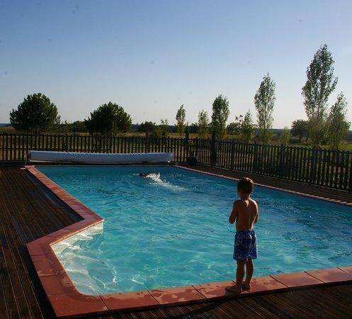 Les Passiflores : piscine