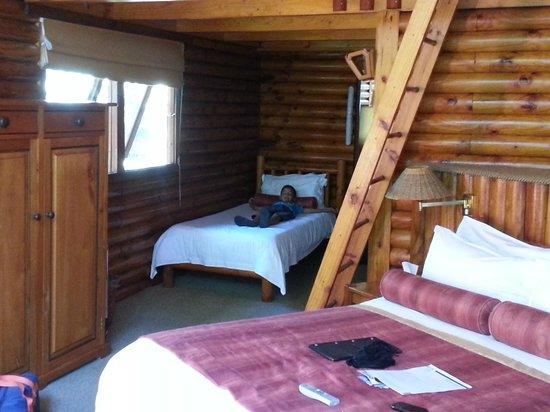 Tsitsikamma Lodge: room