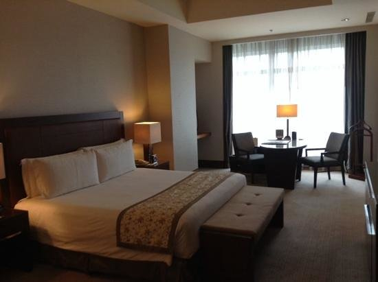 The Ritz-Carlton Jakarta, Pacific Place: room