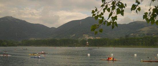 Mormanno, Italie : lago