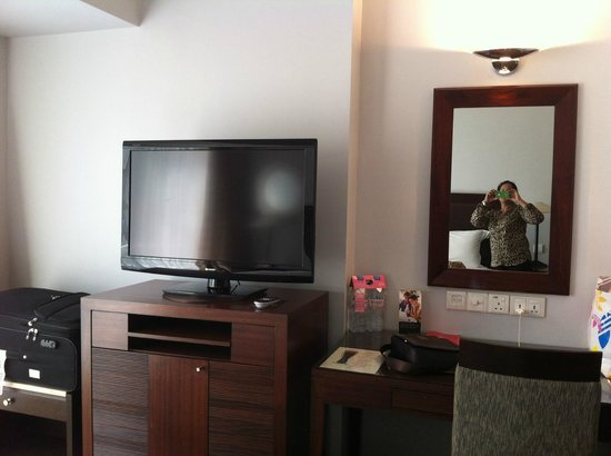 Copthorne King's Hotel Singapore : inside of the room