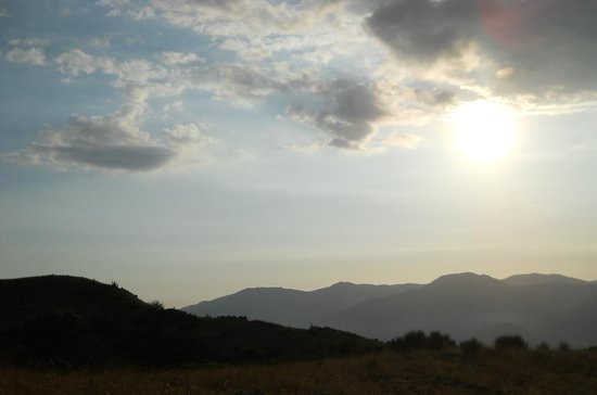 Mormanno, Italie : panorama