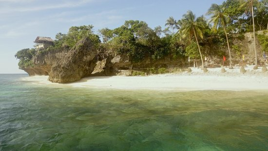 Padre Burgos Castle Resort: PBCR beach