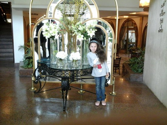 Снимок Baron Hotel Heliopolis Cairo