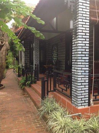 Betel Garden Villas: family rooms front view
