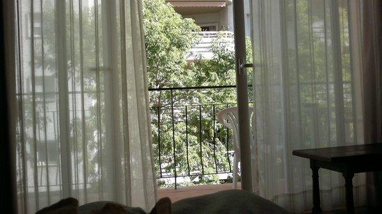 Hotel Lima Marbella: Balcony