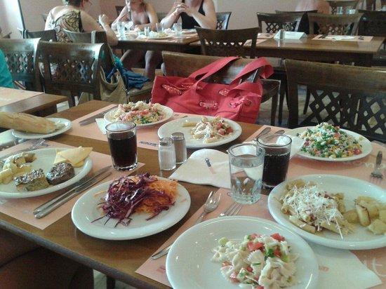 Djerba Mare: Pranzo all'inclusive :)