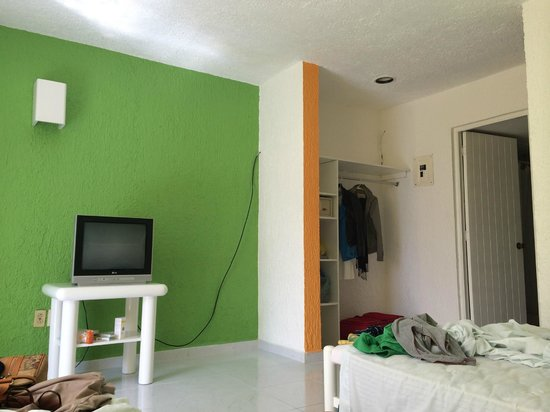 Solymar Beach & Resort: Подобие шкафа