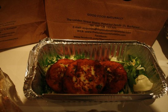 The London Street Atelier: Food to go
