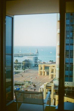 The Ritz-Carlton Herzliya: VIEW FROM THE ROOMS AT RITZ CARLTON HERZLIYA