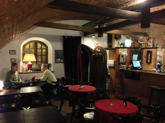 Skliautas: cozy, relaxing atmosphere