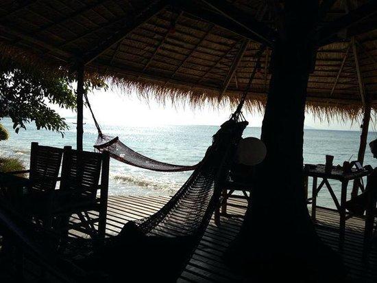 The Blue Parrot Beach Resort: The blue Parrot Resort